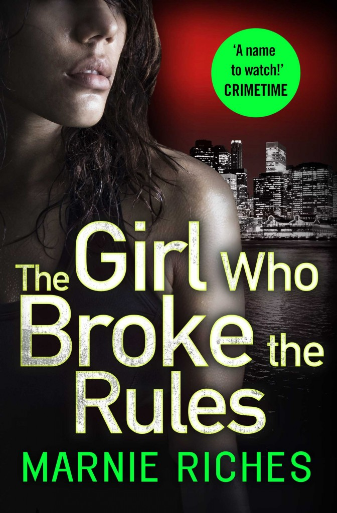 The Girl Who  Broke the Rules (2)